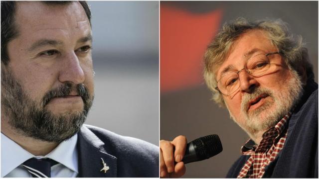 """Guccini: """"A Salvini piacciono le mie canzoni? Anche Dante è stato letto da cani e porci"""""""