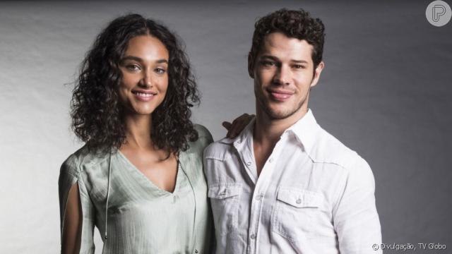 Colunista diz que Débora Nascimento e José Loreto reataram casamento