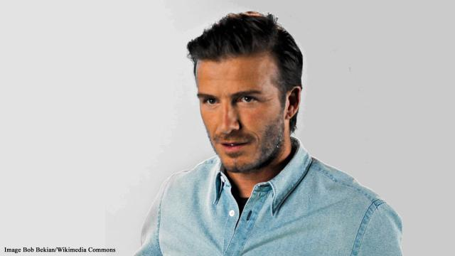 David Beckham has licence suspended for six months over driving while using phone