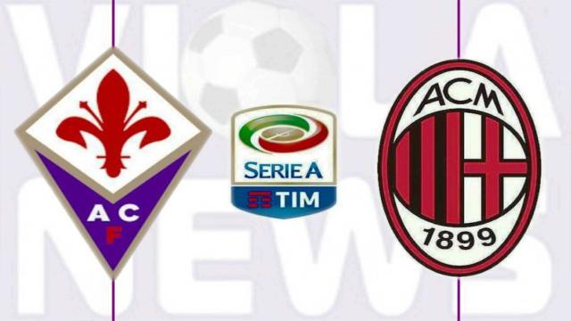 Serie A, Fiorentina-Milan: le probabili formazioni