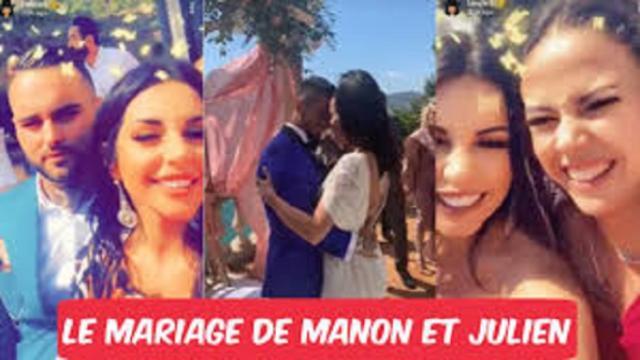 LMAT : Les photos de mariage de Manon et Julien