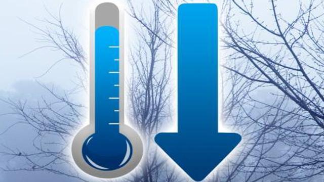 Meteo per il fine settimana: temperature in calo al Centro Nord