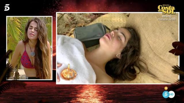 A Jordi González le parece que Violeta se finge enferma para abandonar 'Supervivientes'