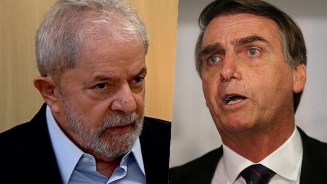 Lula chama Bolsonaro de doente e diz que ele deveria parar de falar bobagens