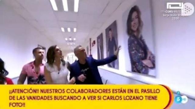 Sin disimulo Kiko Hernández e Indiana Jones muestran su indiferencia hacia Sandra Barneda