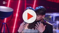 Ballando con le Stelle: Marco Leonardi prova a baciare Mia Gabusi