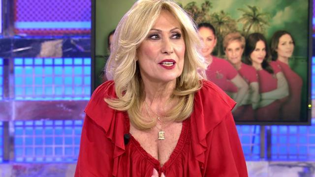 Tras más de dos años alejada de Telecinco, Rosa Benito vuelve a 'Sábado Deluxe'