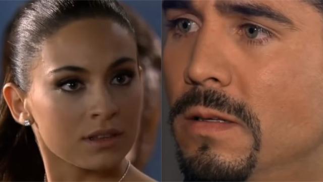 A Que Não Podia Amar: Gustavo não se conforma em saber que Ana Paula se casou com Rogério