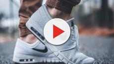 Nike uses AI in App to determine correct foot size