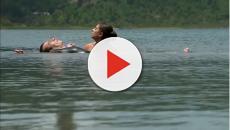 'A Que No Podia Amar': Rogério se afoga em lagoa ao passear com Ana Paula