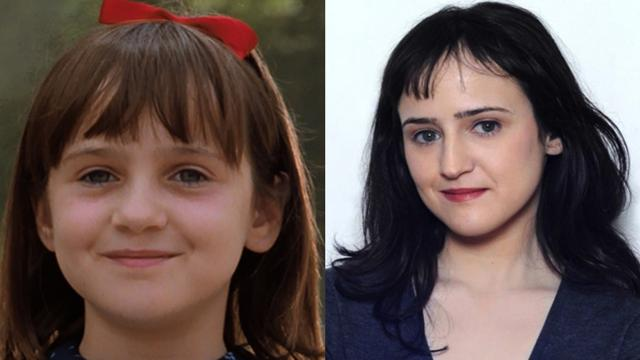 5 atores do filme 'Matilda' 22 anos após sua exibição nas telinhas