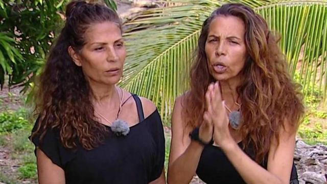 La organización de Supervivientes está muy enfadada con Toñi y Encarni Salazar