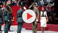El 175 aniversario de la Guardia Civil es presidido por Los Reyes
