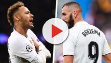Mercato PSG: le Real Madrid penserait à un échange Karim Benzema - Neymar