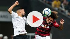 Corinthians desfalcado e Flamengo completo para o duelo na Copa do Brasil