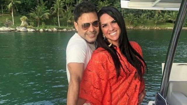Zezé Di Camargo e Graciele Lacerda dão início a tratamento para engravidar
