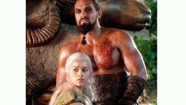 La profecía que podría reunir a Khal Drogo y Daenerys Targaryen (Rumores)