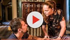 'O Sétimo Guardião': Judith falha em missão e pede desculpas a Egídio