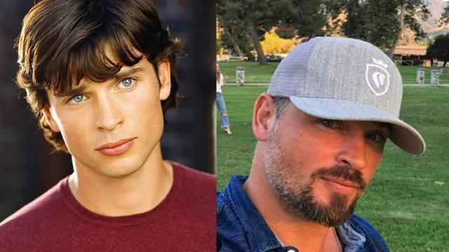 Elenco de 'Smallville' atualmente