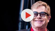 Elton John a Cannes: presentato 'Rocket Man', il film sulla sua vita