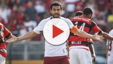 Apesar do amor pelo Fluminense, Fred quer marcar contra o time carioca.