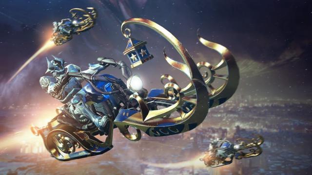 Destiny 2': Huge weapon & armor nerfs in Season of Opulence