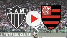 Atlético-MG x Flamengo: transmissão ao vivo neste sábado (18)
