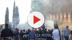 Prato: Forza Nuova di nuovo in piazza contro la 'sostituzione etnica'