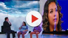 'agia normal', diz família de Yasmim Gabrielle em entrevista ao 'Programa Raul Gil'