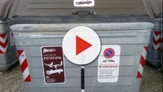 Vicenza: un senzatetto dorme in un cassonetto e rischia di essere triturato