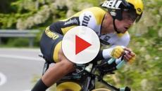 Giro d'Italia: lo sloveno Roglic vince la sua seconda tappa