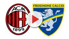 Milan - Frosinone, le probabili formazioni delle due squadre: Piatek titolare