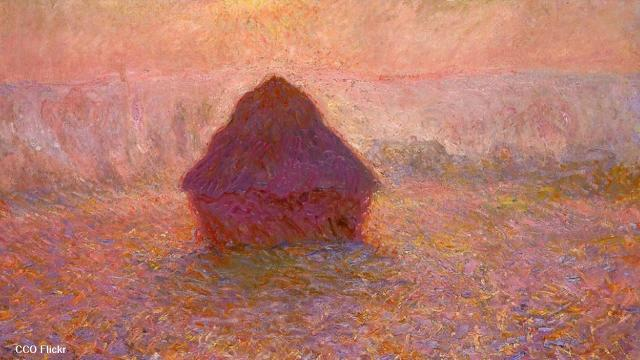 Claude Monet painting sells for $110 million