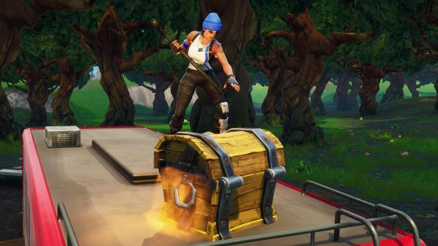 Looting changes are coming to 'Fortnite Battle Royale'