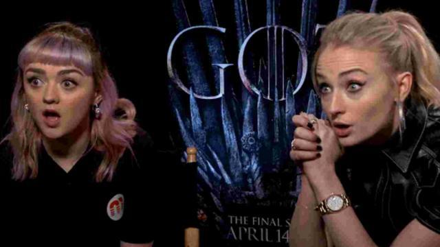 Game of Thrones : Les acteurs se confient avant le grand final