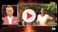 Isabel Pantoja quiere abandonar 'Supervivientes' diciendo que su tiempo ya ha terminado