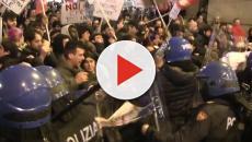 Firenze, 2.000 manifestanti hanno protestato contro Salvini