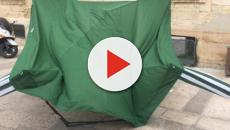 Lecce: gruppo assalta un gazebo della Lega, nello scontro resta ferita una ragazza