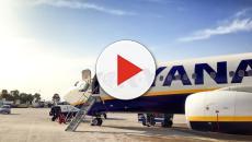 En pleno vuelo de Ryanair a Gran Canarias, un hombre amenazó con matar a la tripulación