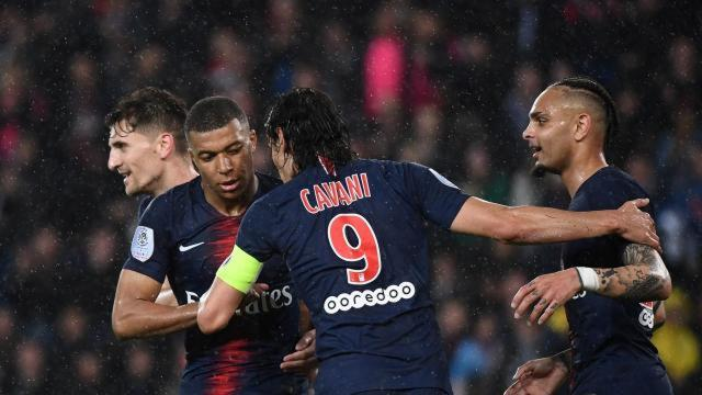 37e journée de Ligue 1 : Paris se montre intraitable avec Dijon, l'OM cartonne à Toulouse