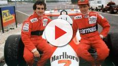 Alain Prost ricorda Niki Lauda: 'Con lui gli anni più belli della mia carriera'
