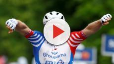 Giro d'Italia: Démare vince a Modena, rovinosa caduta di Ackermann