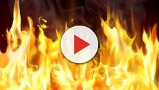 Rovigo: Autobus prende fuoco improvvisamente, illesi 20 studenti