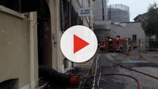 Rogo nella sede della polizia municipale di Mirandola, due morti