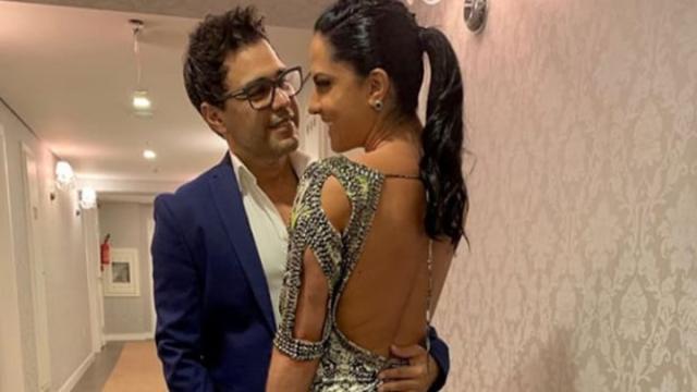 Durante tratamento para engravidar, noiva de Zezé Di Camargo revela mudanças em seu corpo