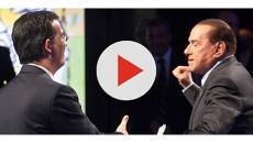 Di Martedì, Berlusconi ha richiamato Floris perché pretendeva più spazio per parlare