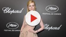 Cannes, malore per l'attrice Elle Fanning a causa del vestito troppo stretto