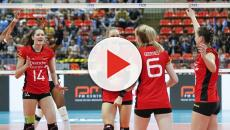 Volley Nations League, due 'italiane' in campo per la Germania: Lippmann e Orthmann