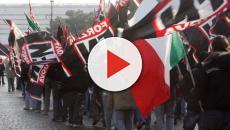 Bologna: Scontri tra Polizia e manifestanti durante il comizio 'Forza Nuova'