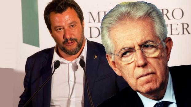 Mario Monti considera Di Maio 'pericolo inferiore' per l'UE